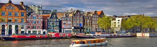 Amsterdam: liberal y tolerante