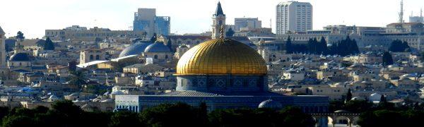 Jerusalén: la tierra santa