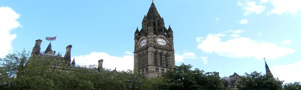 Manchester: pasado industrial, presente moderno