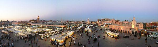 Marrakech: la perla del sur