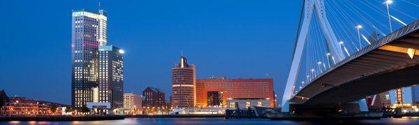 Rotterdam: el puerto de Europa