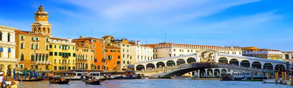 Venecia: la romántica ciudad de los canales