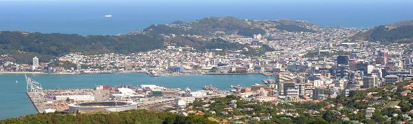 Wellington: viajando a las antípodas