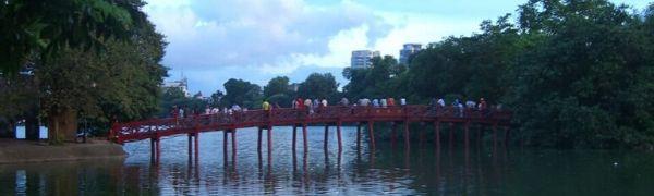 Hanoi: exotismo y belleza natural