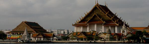 Bangkok: el exotismo tailandés