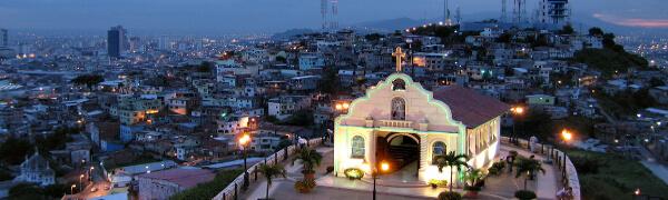 Guayaquil: la magia del pacífico sur