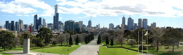 Melbourne: capital cultural de Australia