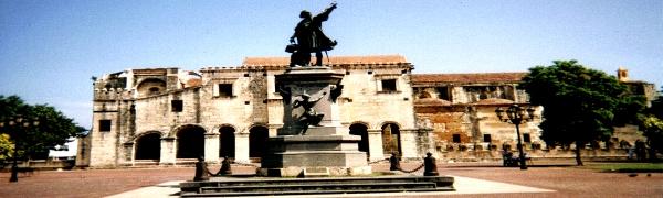 Santo Domingo: capital primada de América