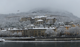 Grenoble: la capital de los Alpes