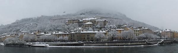 Panorámica de Grenoble